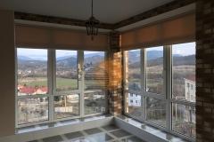 Фото рулонные шторы 1