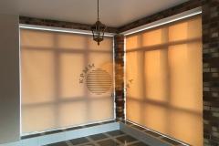 Фото рулонные шторы 2