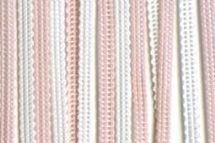 Верёвочные Multi св. розовый