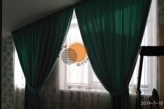 Классические шторы4