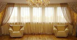 Классические шторы (гардины)